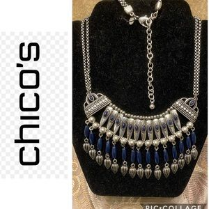 🌷CHICO'S STUNNING NECKLACE- WORN ONCE🌷